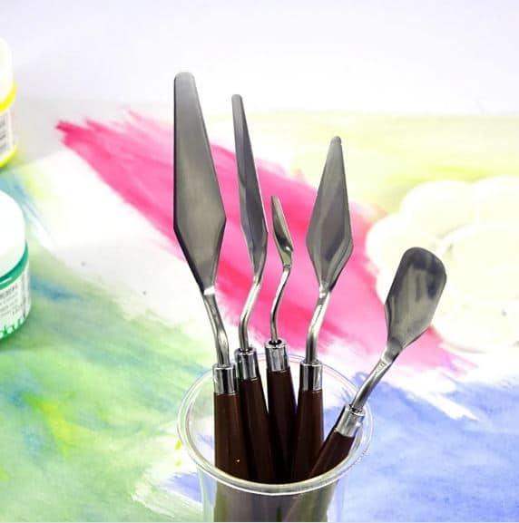 Para_que_serve_a_espátula_na_pintura_em_tela?_1